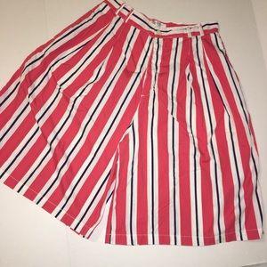 VTG Calvin Klein High Waist Button Fly Shorts (S)